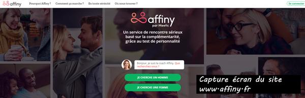 www.affiny.fr : site de rencontre affinity meetic