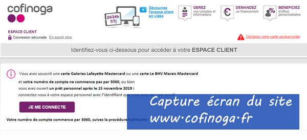 cofinoga espace clients : se connecter sur www.espace-client.cofinoga.fr