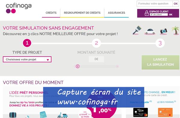 www.cofinoga.fr : site de connexion à mon compte cofinoga