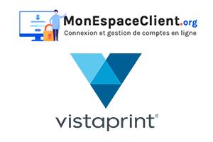 consulter votre compte Vistaprint français