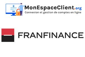 Franfinance Espace Partenaire : les étapes d'Authentification