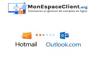 hotmail connexion : consulter sa messagerie hotmail.com