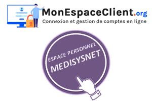 accéder à mon espace personnel MedisysNet Esprit Tranquille