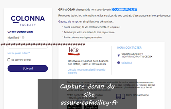 gpam.fr espace personnel : les étapes de connexion