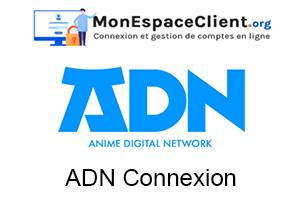 ADN Connexion et Abonnement en ligne