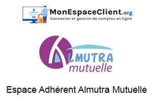 connexion à l'espace adhérent Almutra Mutuelle