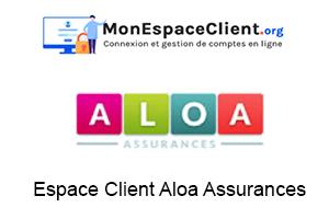 connexion Espace Client Aloa Assurances
