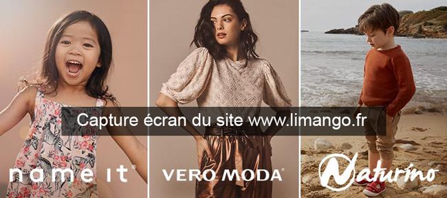 www.limango.fr, le site des ventes privées dédiée aux mamans
