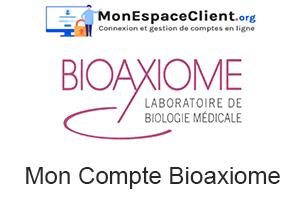 accès à mon espace patien Bioaxiome