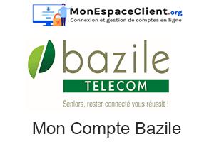 Accès à Mon Compte et abonnement Bazile Telecom