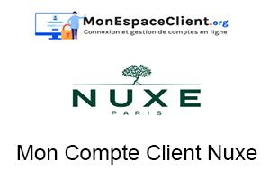 accès à mon compte client nuxe France