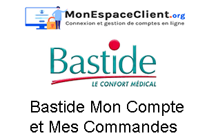 Bastide Mon Compte et Mes Commandes