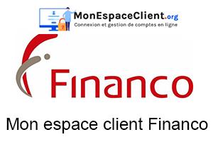 connexion à mon espace client Financo