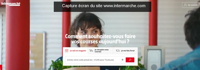 www.intermarche.com : le site d'intermarché
