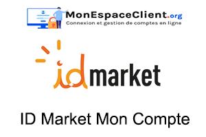 id market mon compte en ligne