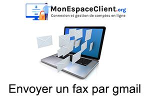 Envoyer un fax par gmail gratuitement