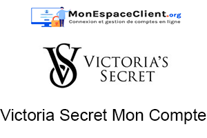 Victoria Secret Mon Compte et mes commandes