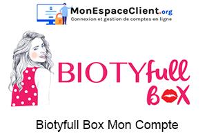 Biotyfull Box mon compte en ligne