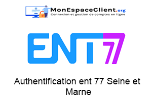 ent 77 Seine et Marne authentification