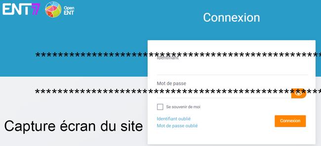 ent 77 authentification et connexion ent-prod.seine-et-marne.fr