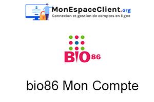 bio86 Mon Compte : démarche d'accès