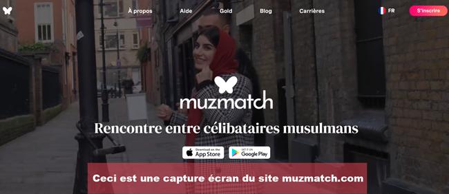 muzmatch.com : le site de rencontre entre musulmans