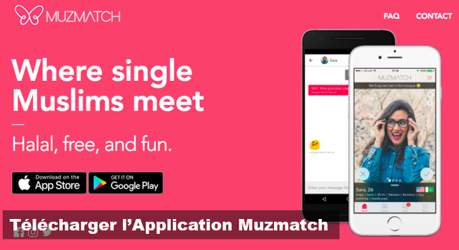 télécharger l'application de rencontre halal muzmatch.com