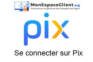 connexion sur pix