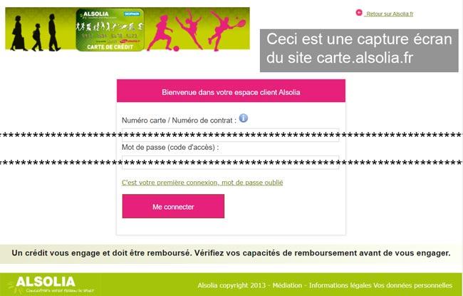 accéder à mon espace client alsolia.fr