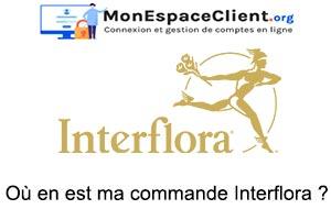 suivre mes commandes Interflora