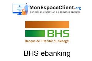 se connecter à mon compte BHS ebanking