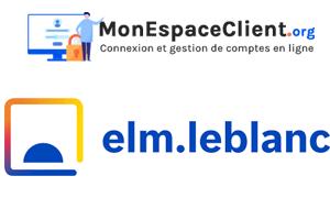 espace client pro elm leblanc